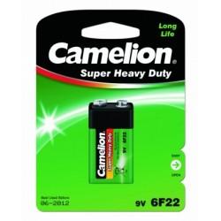 Батарейка Крона 9V Camelion 6F22