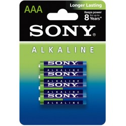 Батарейка алкалиновая Sony AAA