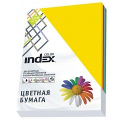 Бумага цветная INTENSIVE MIX 5цв А4, 250л