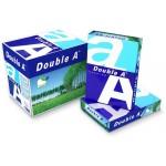 Бумага Double A А4, 80г/м2, 500л А класс