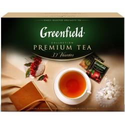"""Чай """"Greenfield"""" подарочный набор 30 видов, 120 пак"""