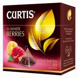 "Чай ""Curtis"" Summer Berries 20 пирамидок"