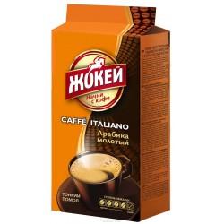 """Кофе """"Жокей"""" Кафе Итальяно 250 г"""