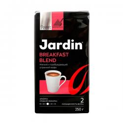 """Кофе """"Jardin"""" Breakfast Blend 250 г"""