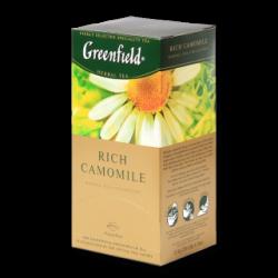 "Чай ""Greenfield"" Rich Camomile 25 пак"