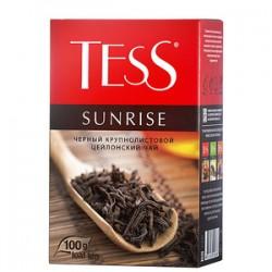 "Чай черный ""Tess"" Sunrise 100 гр"