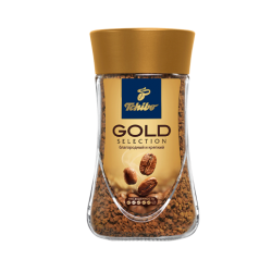 Кофе растворимый Tchibo Gold Selection 95 гр