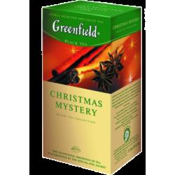 """Чай черный """"Greenfield""""  Christmas Mystery 25 пак"""