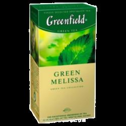 """Чай """"Greenfield"""" Green Melissa 25 пак"""