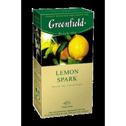 """Чай черный """"Greenfield""""  Lemon Spark 25 пак"""