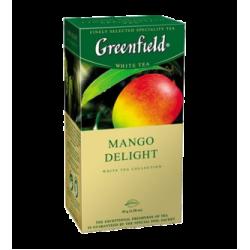 "Чай ""Greenfield"" Mango Delight 25 пак"
