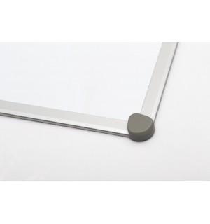 Доска магнитно-маркерная полимерная 60*90 см в рамке SLIM