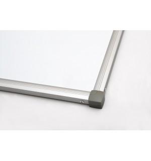 Доска магнитно-маркерная полимерная 100*200 см в рамке STANDART
