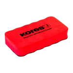 Магнитная губка-стиратель для маркерных досок Kores