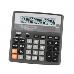 Калькулятор Citizen SDC-660II 16 разр.