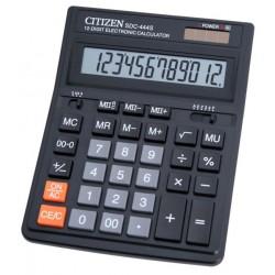 Калькулятор Citizen SDC 444S 12 разр., двойное питание