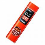 """Грифели для автоматического карандаша """"AinSTEIN"""" (супер прочные) 0,5мм, 2B, 40шт/уп"""