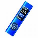 """Грифели для автоматического карандаша """"AinSTEIN"""" (супер прочные) 0,5мм, HB, 40шт/уп"""