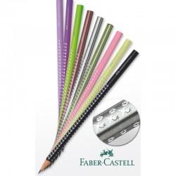 Карандаш простой GRIP Sparkle Faber-Castel B