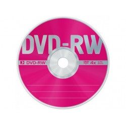 DVD+RW Data Standard 4x /4,7Gb 10 шт. туба