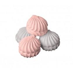 """Зефир """"Лукоморье"""" бело-розовый 4 кг"""