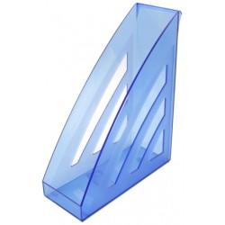 Лоток вертикальный «Эсир» прозрачно-синий