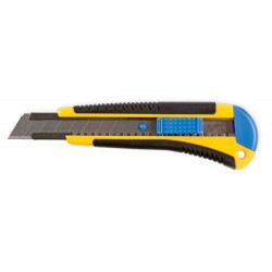 Нож канцелярский усиленный 18мм Forpus FO60711