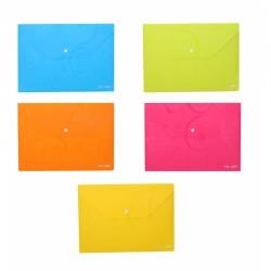 Папка-конверт на кнопке А4