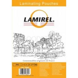 Пленка для ламинирования Lamirel 100мкн 100шт
