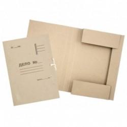 """Папка для бумаг """"Дело"""" с завязками 25 мм"""