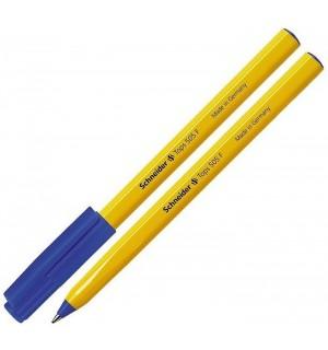 Ручка шариковая Schneider 505F 0,4 синяя