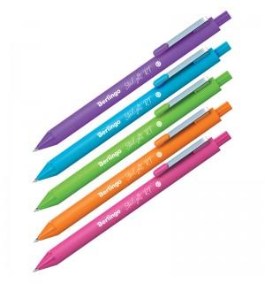 Ручка шариковая автоматическая Starlight RT синяя 0,7 мм Belringo