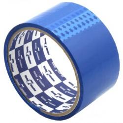 Скотч упаковочный 50ммх57мх40 мкн синий