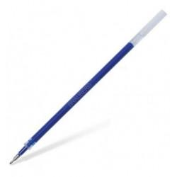 Стержень гелевый игольчатый синий Deli