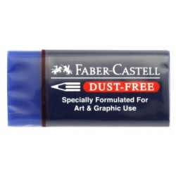 Ластик Dust-Free, 45×20 мм Faber-Castell