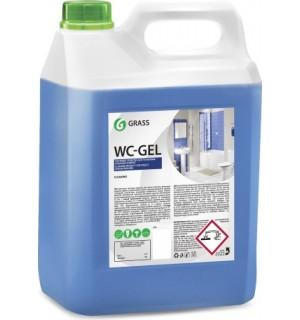 Средство чистящее для унитазов Grass WC-Gel 5,3 кг