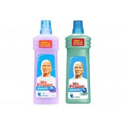 Средство для мытья полов и стен Mr.Proper 750 мл